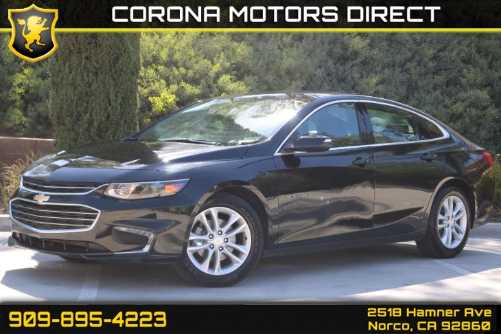 2018 Chevrolet Malibu LT (W/ Bluetooth Connectivity & Back-up Camera)
