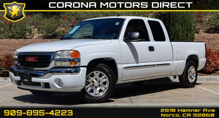 2007 GMC Sierra 1500 Classic SLE2 (w/ Trailering Equipment, Heavy Duty)