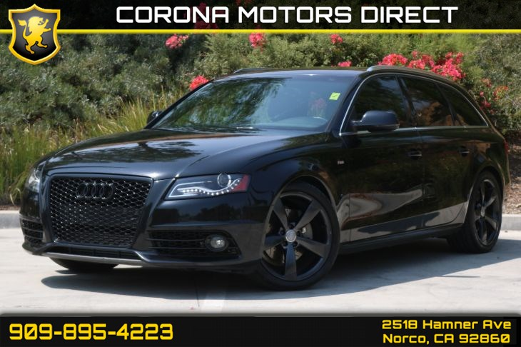 2011 Audi A4 2.0T Prestige (W/ Bluetooth & Back-up Camera)