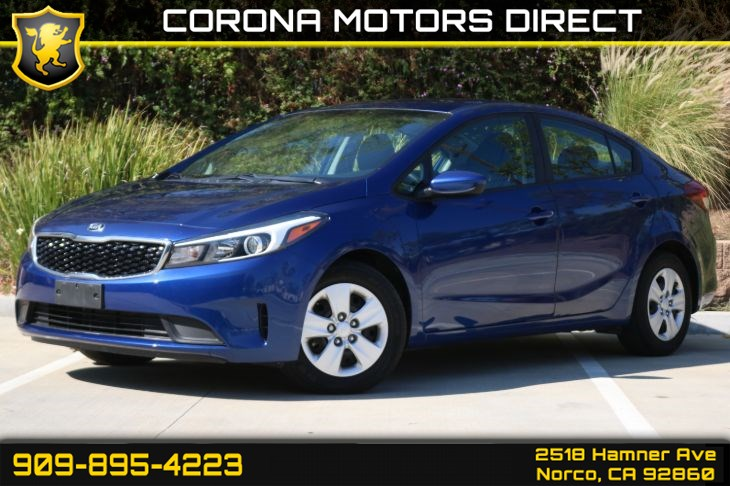 2018 Kia Forte LX (W/ Back-up Camera & Bluetooth)