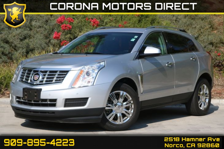 2016 Cadillac SRX Luxury Collection (W/ Back-up Camera & Bluetooth)