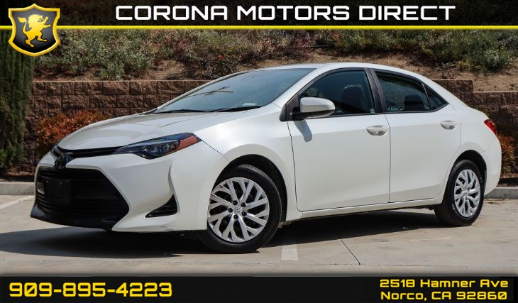 2019 Toyota Corolla LE (W/ BLUETOOTH CONNECTIVITY)