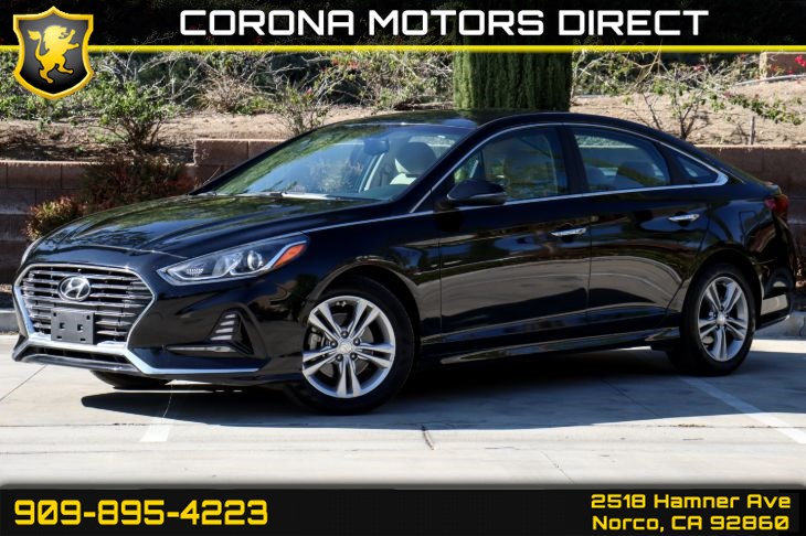 2018 Hyundai Sonata SEL (W/ Back-up Camera & Bluetooth)