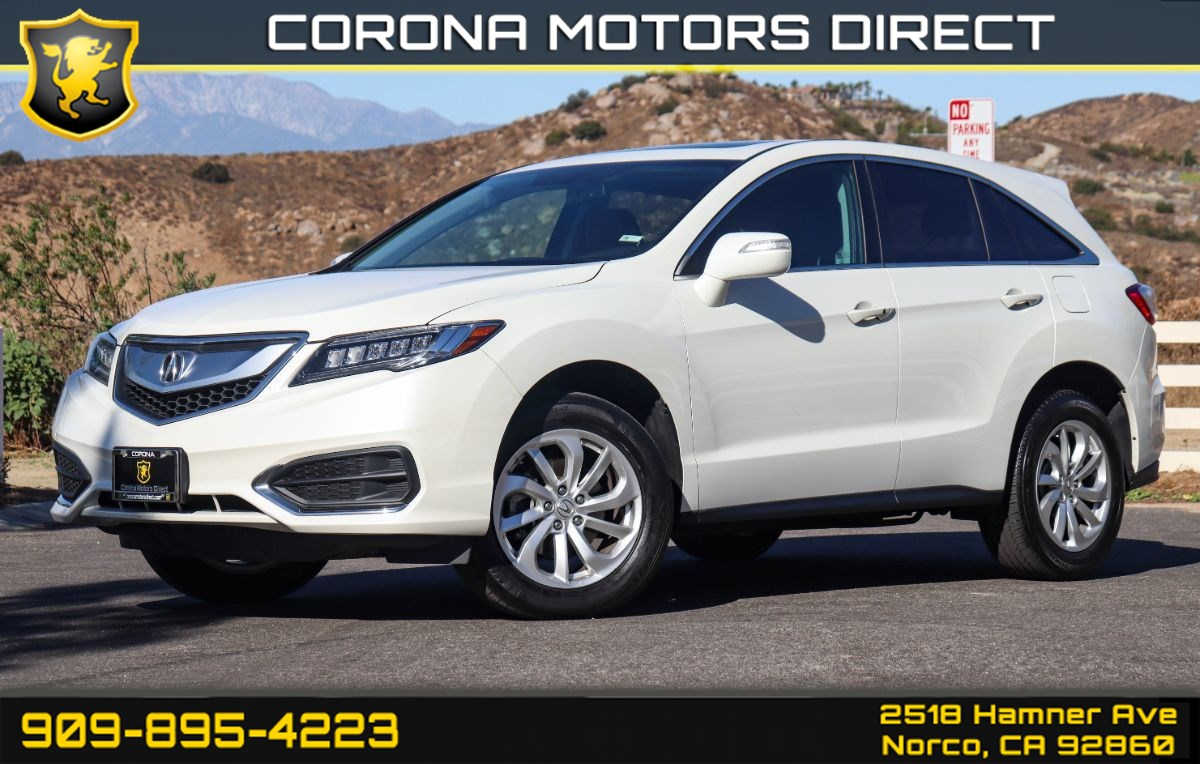2018 Acura RDX (W/ Back-Up Camera & Bluetooth)