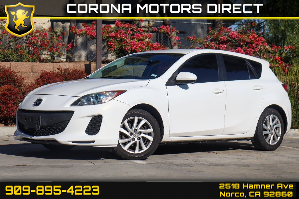 2012 Mazda Mazda3 i Touring (w/Mp3 & Power Windows)