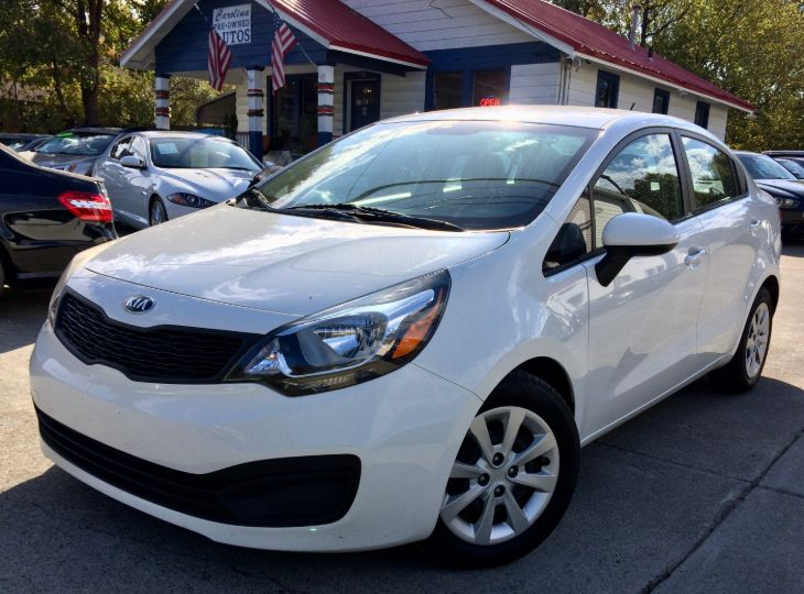 Incredible 2015 Kia Rio Lx Carolina Pre Owned Autos Ncnpc Chair Design For Home Ncnpcorg