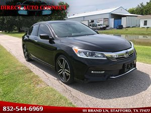 View 2016 Honda Accord Sedan
