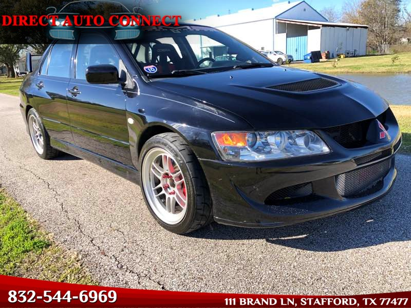 2004 Mitsubishi Lancer Evolution VIII SSL Leather Sunroof 600HP STROKER