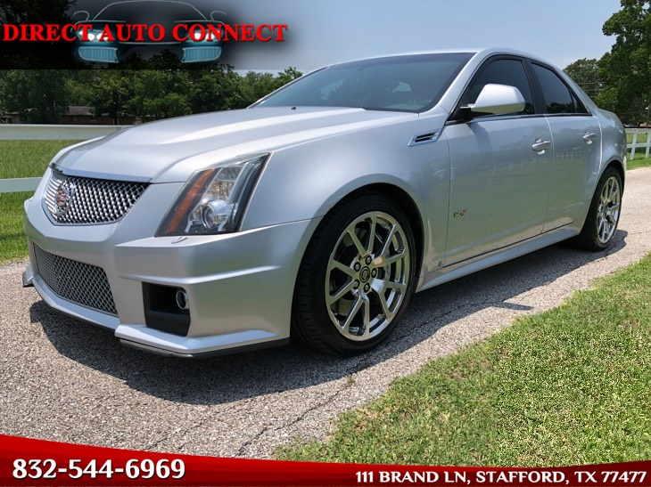 2009 Cadillac CTS-V RARE MANUAL TRANSMISSION 6 Speed TR6060