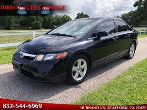 View 2008 Honda Civic Sdn
