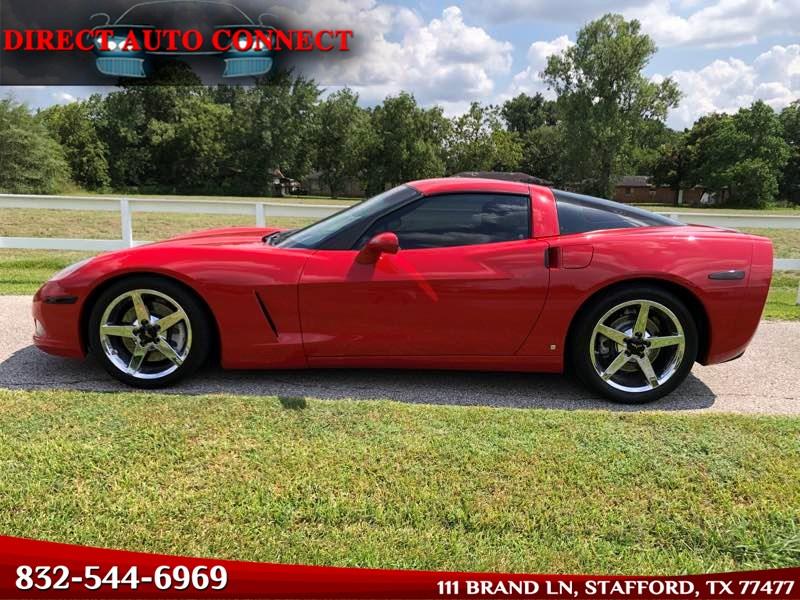 Used 2007 Chevrolet Corvette 570HP Z51 2LT HEADS/CAM Fast