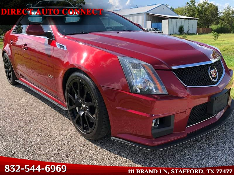 2011 Cadillac CTS-V Sedan 659RWHP CAMMED BOLT ON