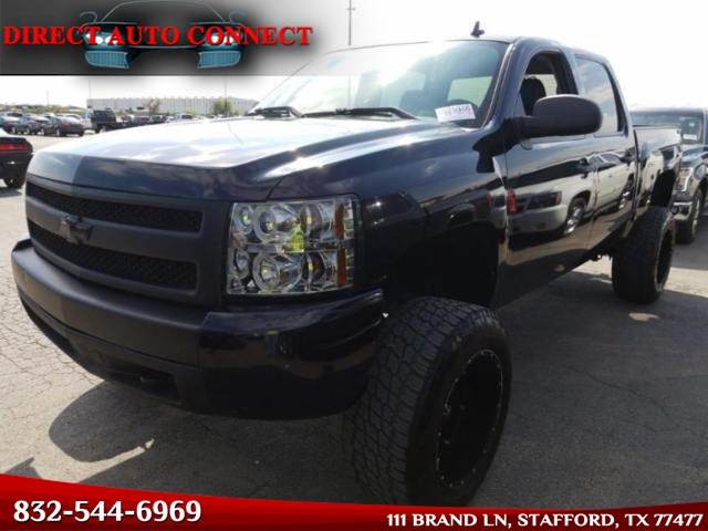 2008 Chevrolet Silverado 1500 LT w/1LT LIFTED 4x4 35in Tires Leather