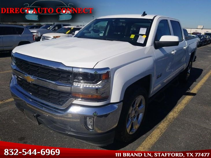 2016 Chevrolet Silverado 1500 LT 1 Owner Back Up Camera / Heated Seats