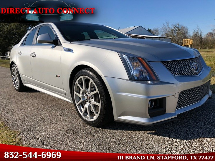 2009 Cadillac CTS-V 630HP Bolt On ZL1 Lid, Metco Upper, WeaponX FAST!