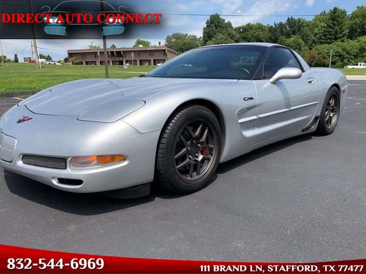 2001 Chevrolet Corvette Z06. HEADS/CAM Stage 3 Clutch FAST