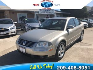 View 2004 Volkswagen Passat Sedan
