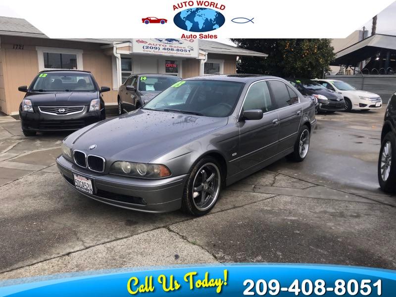 2003 BMW 5 Series 525iA - Auto World Auto Sales