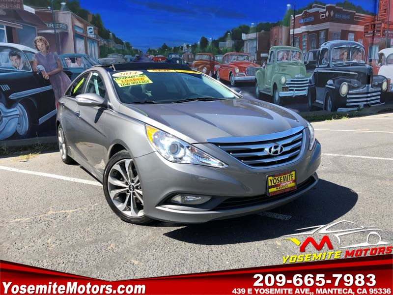 Used 2014 Hyundai Sonata Limited In Manteca