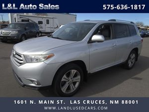 View 2012 Toyota Highlander