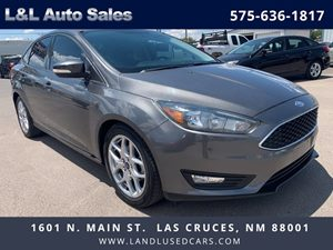 View 2015 Ford Focus