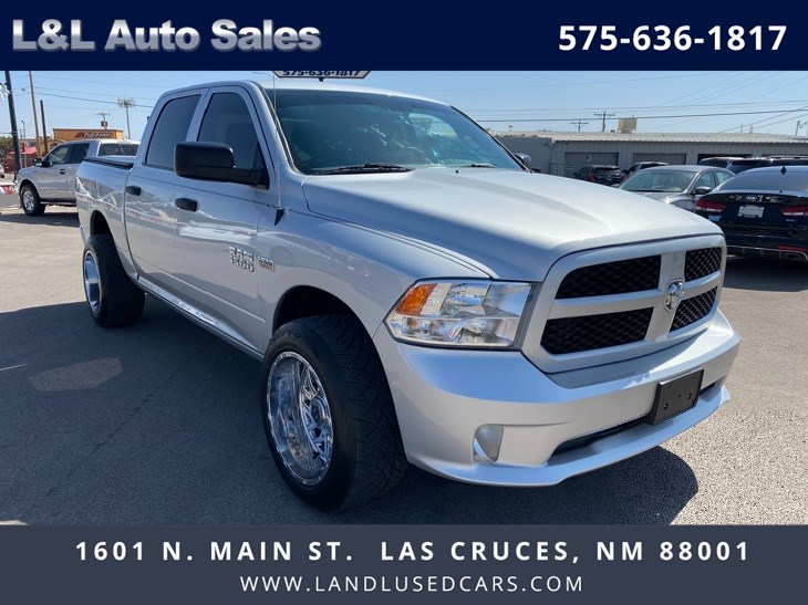 Used 2018 Ram 1500 In Las Cruces