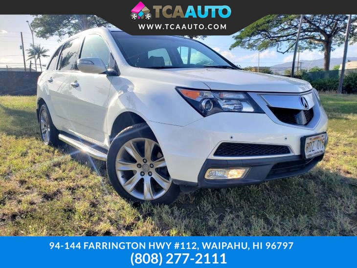 2010 Acura MDX Advance Pkg
