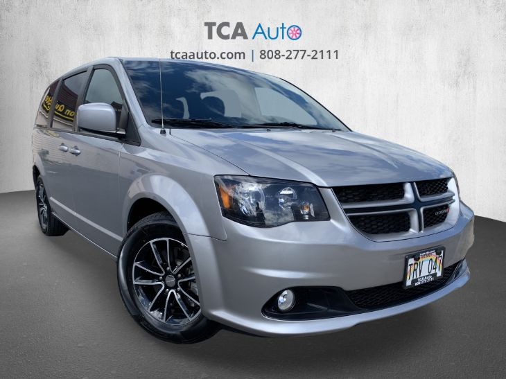 Used 2018 Dodge Grand Caravan Gt In Waipahu