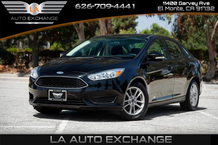 2015 Ford Focus SE (Low Miles & Gas Saver)