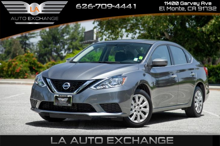 2016 Nissan Sentra SV (Clean & Low Miles)