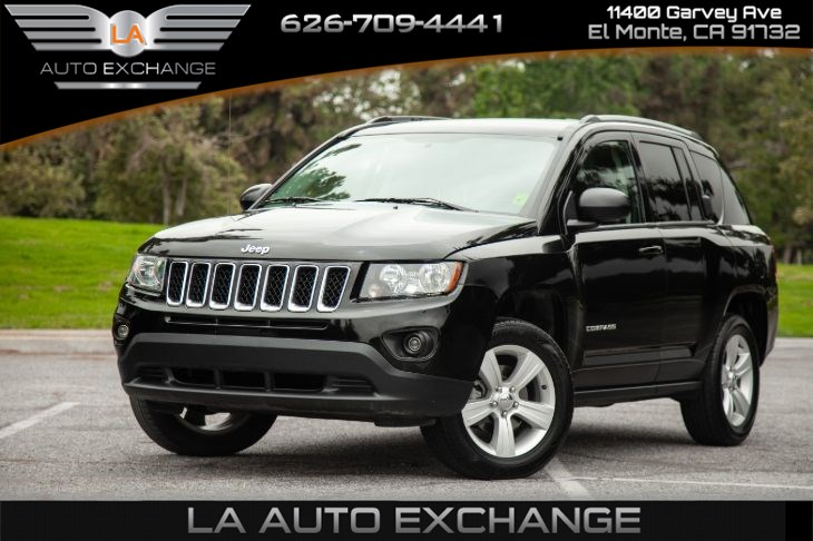 2016 Jeep Compass Sport (Adventure)