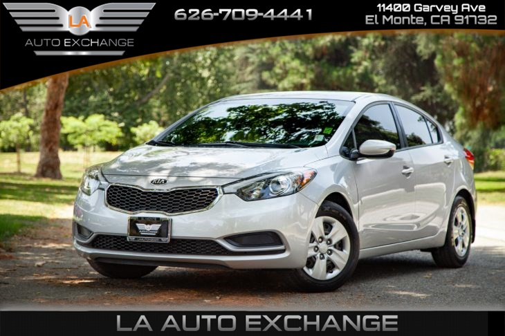 2016 Kia Forte LX (Gas Saver & Low Miles)