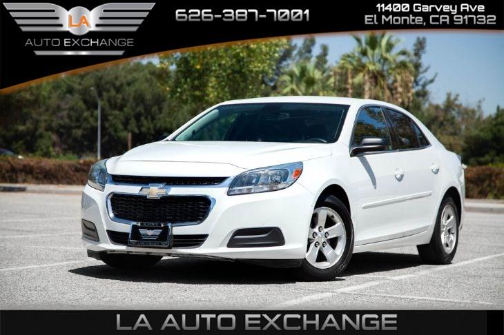 Used Chevrolet for Sale El Monte CA - LA Auto Exchange