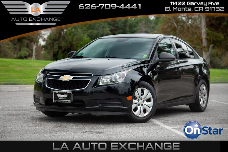 2014 Chevrolet Cruze LS (Gas Saver)