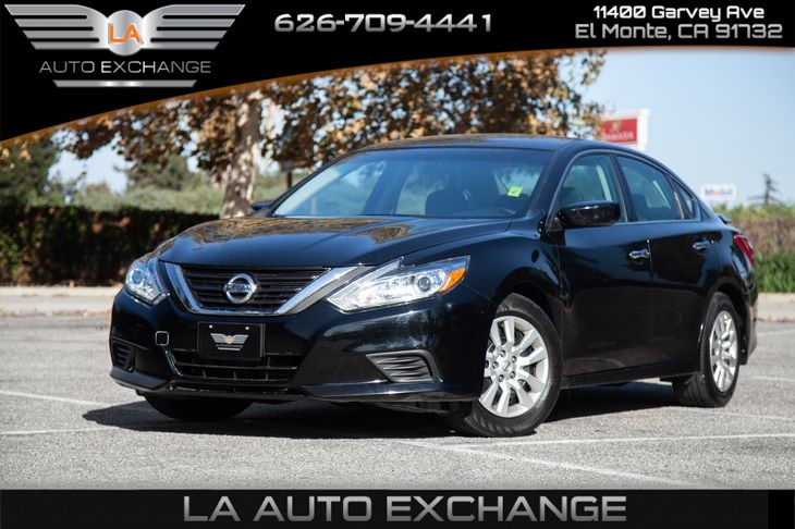 2016 Nissan Altima 2.5 S (Gas Saver)