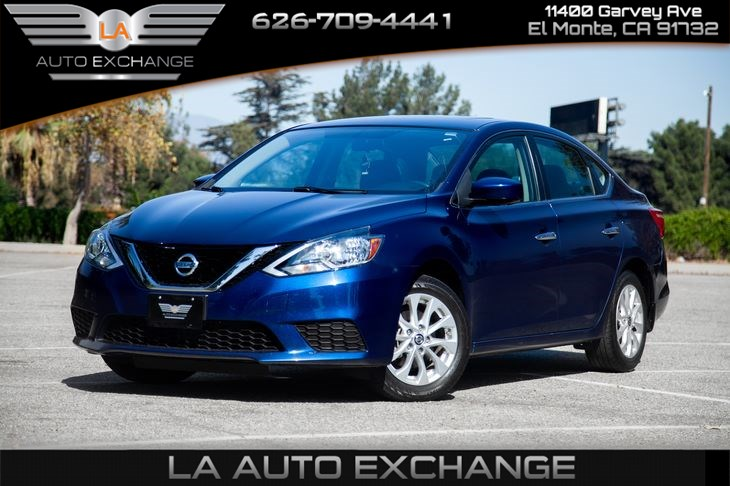 2016 Nissan Sentra SV (Gas Saver & Low Miles)