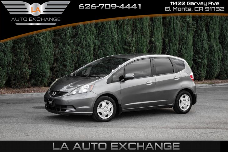 2012 Honda Fit Base (Gas Saver)
