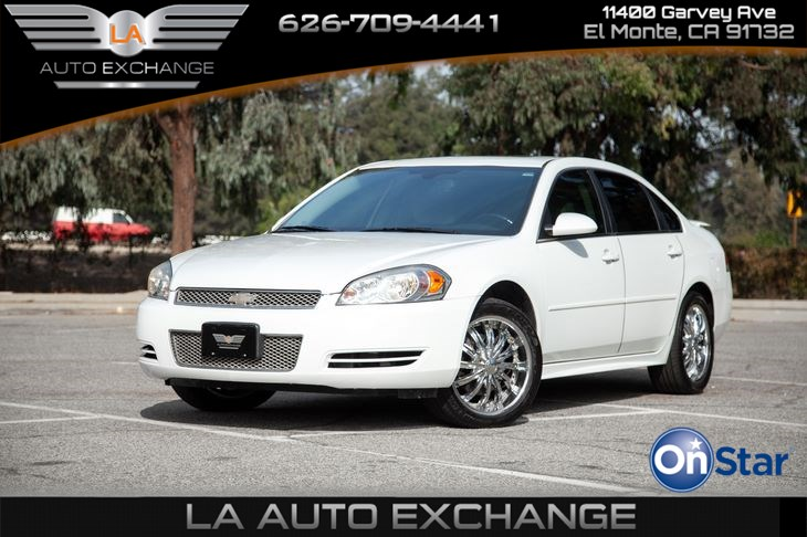2012 Chevrolet Impala LT Fleet (Low Miles)