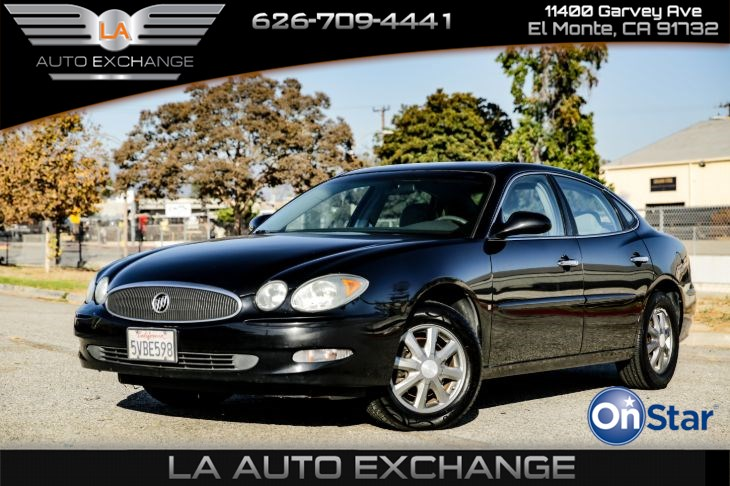 2007 Buick LaCrosse CXL (Leather & Low Miles)