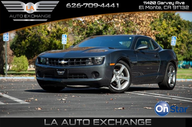 2013 Chevrolet Camaro LS (Sporty & Low Miles)