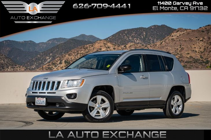 2013 Jeep Compass Sport (Gas Saver & Low Miles)