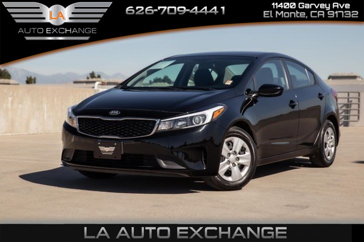 2017 Kia Forte LX (Great Gas Saver)