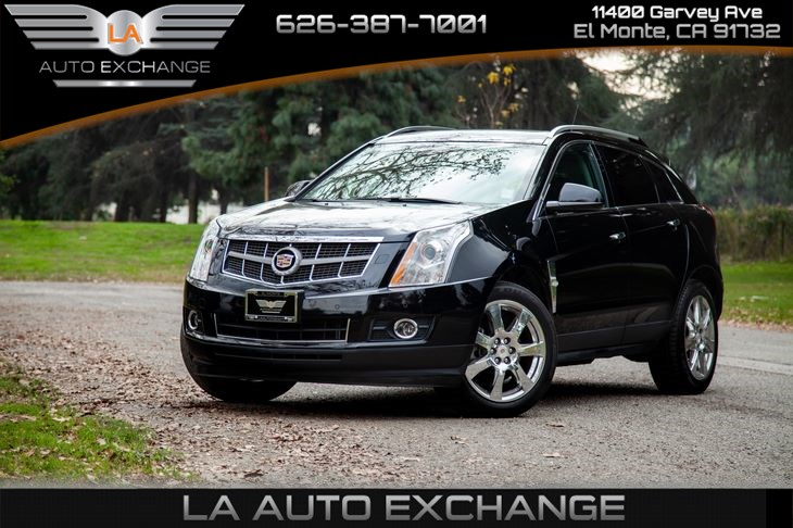 2011 Cadillac SRX Performance Collection (Luxurious)