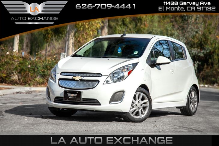2014 Chevrolet Spark EV LT (Keyless Start & Mp3)