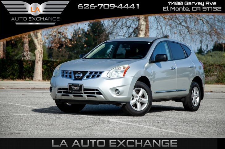 2012 Nissan Rogue S (Gas Saver)