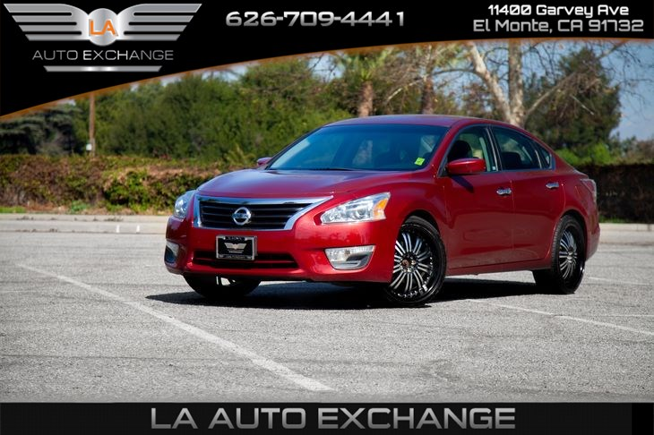 2015 Nissan Altima 2.5 (Gas Saver)