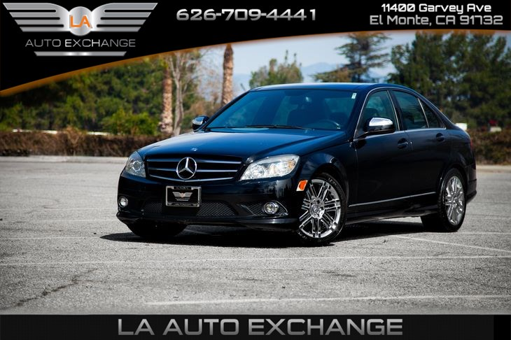 2009 Mercedes-Benz C300 Sport Sedan (Luxurious)