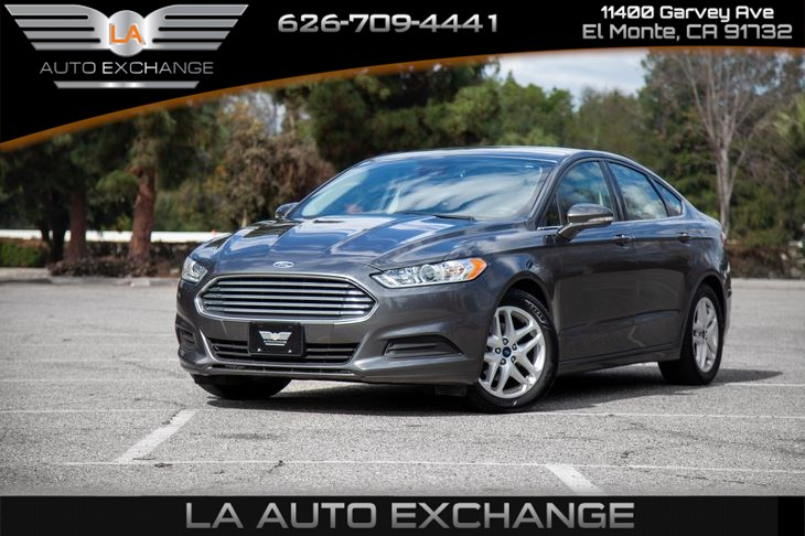 2016 Ford Fusion SE(Gas Saver)