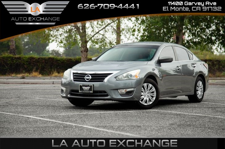2015 Nissan Altima 2.5 S (Gas Saver)