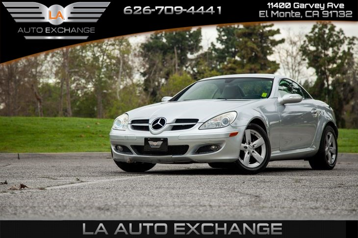 2006 Mercedes-Benz SLK280 (Luxurious)